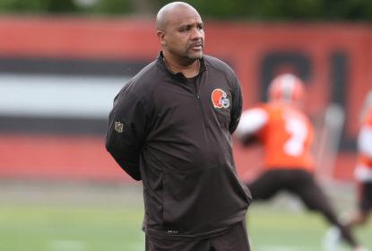 Hue Jackson classifica como 'prematura' sua demissão no Cleveland Browns - The Playoffs