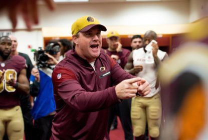 Redskins assinam extensão de duas temporadas com Jay Gruden - The Playoffs