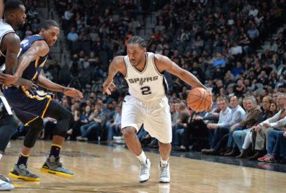 Kawhi Leonard vai enfrentar os Warriors no jogo 1 da final da Conferência Oeste - The Playoffs