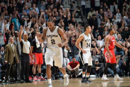 Raptors disparam nas casas de aposta após troca por Kawhi; Spurs despencam - The Playoffs