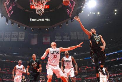 Milwaukee Bucks vence Los Angeles Clippers fora de casa e se mantém vivo por vaga no Leste - The Playoffs