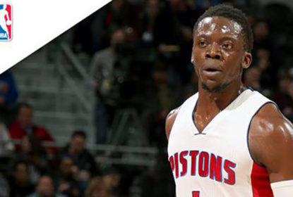 Reggie Jackson desfalcará Detroit Pistons por mais 4 semanas - The Playoffs