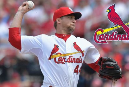 Trevor Rosenthal vai para lista de contundidos do St. Louis Cardinals - The Playoffs