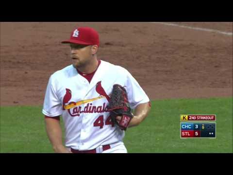Cardinals colocam Trevor Rosenthal na DL