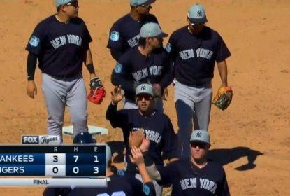Masahiro Tanaka comanda no-hitter dos Yankees - The Playoffs