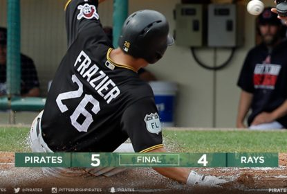 Pittsburgh Pirates vence o Tampa Bay Rays de virada com walk-off - The Playoffs