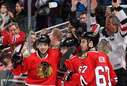 Jogando em casa, Chicago Blackhawks goleia Pittsburgh Penguins por 4 a 1 - The Playoffs