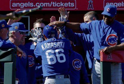 Chicago Cubs vence Los Angeles Angels em mais um jogo com muitas corridas - The Playoffs