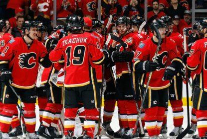 No shootout, Calgary Flames derrota Pittsburgh Penguins - The Playoffs