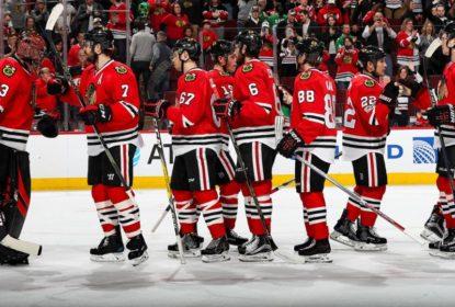 Blackhawks vencem Avalanche e estão nos garantidos nos playoffs - The Playoffs