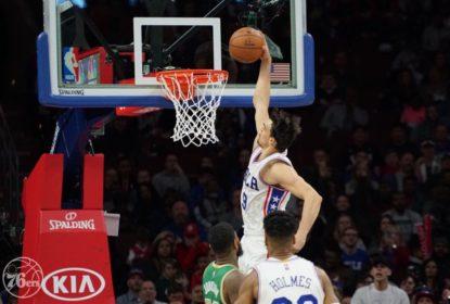 Dario Saric é trocado pelos Timberwolves pela sexta escolha dos Suns - The Playoffs