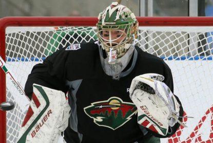 Dubnyk diz que NHL e NHLPA têm coisas a resolver antes de voltar a jogar - The Playoffs