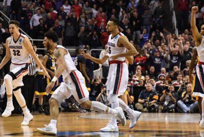 Em partidas de tirar o fôlego, favoritas Gonzaga e Oregon avançam ao Elite 8 do March Madness - The Playoffs
