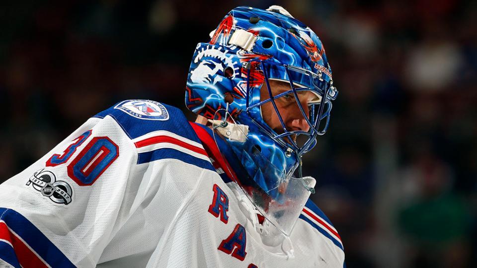 Henrik Lundqvist vira desfalque no NY Rangers por período de até 3 semanas