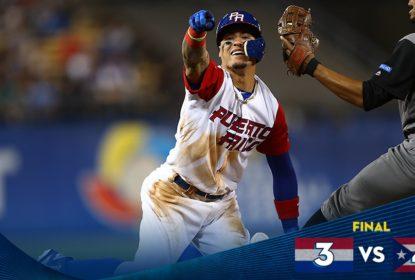 Porto Rico vence Holanda por 4 a 3 e é finalista do World Baseball Classic - The Playoffs