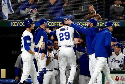 Israel vence Cuba e continua invicto na World Baseball Classic - The Playoffs