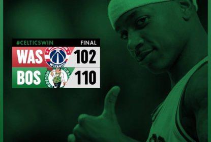 Com retorno de Isaiah Thomas, Celtics vencem Wizards - The Playoffs