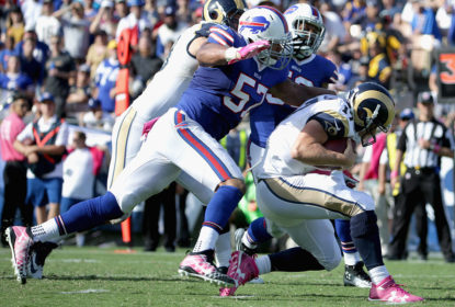Buffalo Bills confirma novo contrato com Lorenzo Alexander - The Playoffs