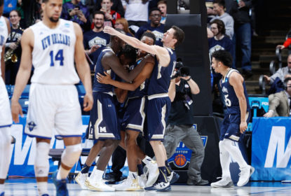 Mount St. Mary's vence no First Four e será adversária de Villanova - The Playoffs