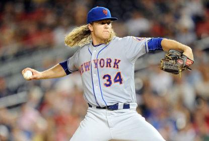 Noah Syndergaard é colocado na lista de machucados dos Mets - The Playoffs