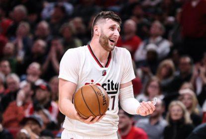 Damian Lillard faz história e comanda Blazers em vitória contra Rockets - The Playoffs