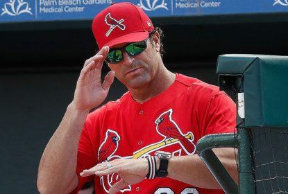 St. Louis Cardinals vence New York Mets em jogo de 25 corridas na Flórida - The Playoffs