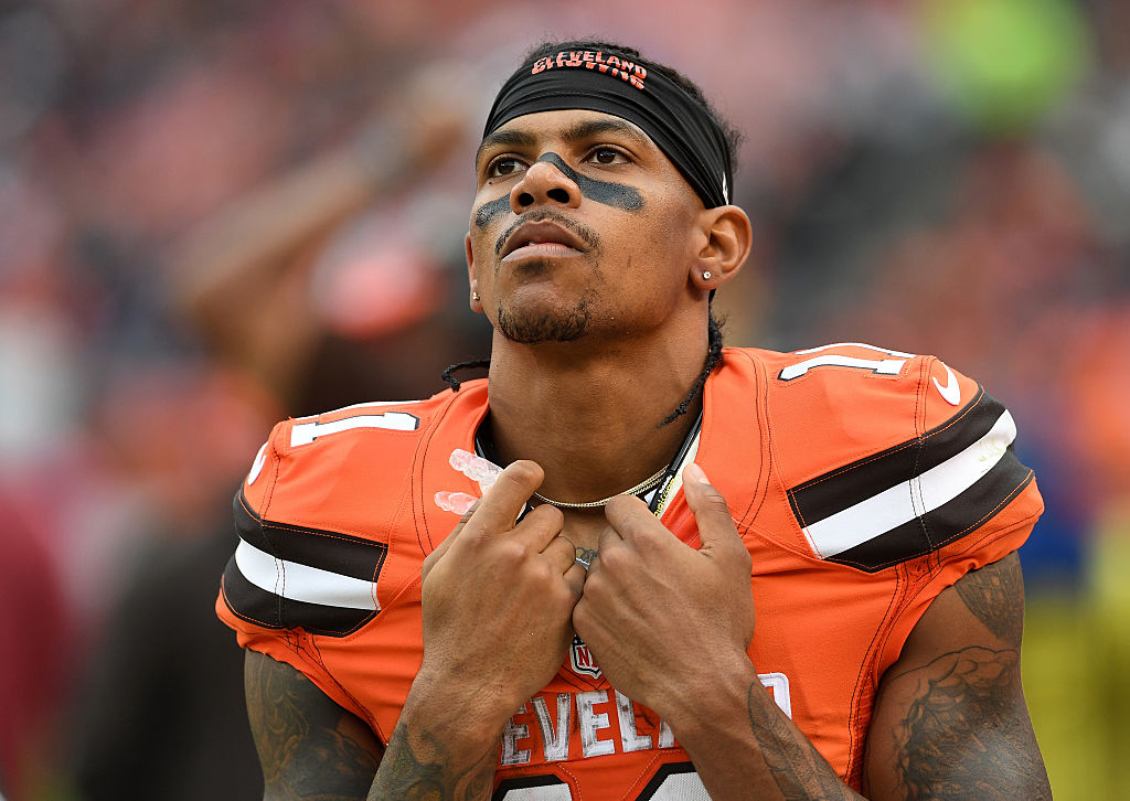 Terrelle Pryor fecha com o Washington Redskins