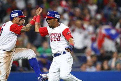 Porto Rico vence Estados Unidos por 6 a 5 e é líder no Grupo F - The Playoffs
