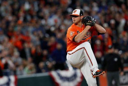 Baltimore Orioles troca Zach Britton com o New York Yankees - The Playoffs