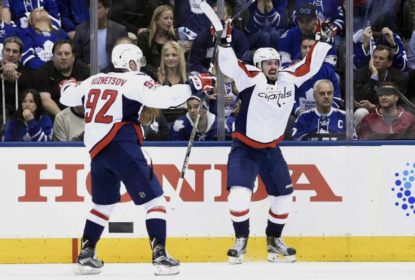 Capitals vencem Maple Leafs por 2 a 1 e fecham a série no jogo 6 - The Playoffs