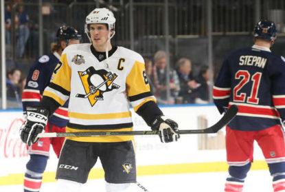 Sidney Crosby é o líder de camisas vendidas pela NHL - The Playoffs