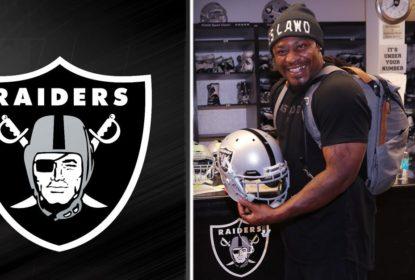 Depois de muitas especulações, Marshawn Lynch acerta com os Raiders - The Playoffs