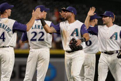 Com três home runs, Arizona Diamondbacks vira pra cima do San Francisco Giants - The Playoffs