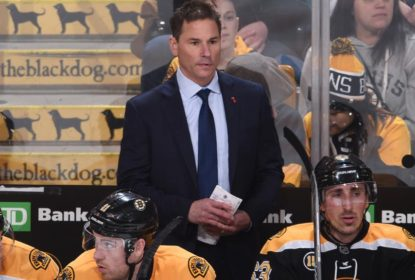 Bruce Cassidy, técnico dos Bruins, vence Jack Adams Award em 2020 - The Playoffs