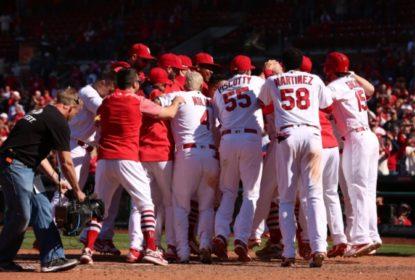 Cardinals vencem com grand slam de Matt Carpenter - The Playoffs