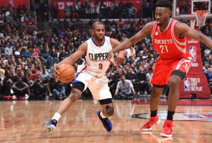 Rockets acertam troca com Clippers por Chris Paul - The Playoffs