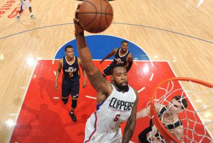 Superior no garrafão, Los Angeles Clippers derrota Utah Jazz e empata a série em 1 a 1 - The Playoffs