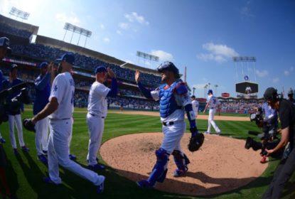 Kershaw brilha e Dodgers atropelam Padres - The Playoffs