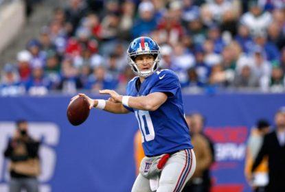 """""""Ainda somos uma boa equipe"""", diz Eli Manning sobre campanha negativa - The Playoffs"""