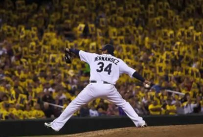 Mariners colocam Felix Hernandez na DL - The Playoffs