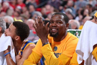 Kevin Durant critica ex-técnico e companheiros de OKC em rede social - The Playoffs