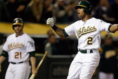 Oakland Athletics estende contrato de Khris Davis por mais dois anos - The Playoffs