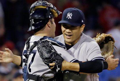 Masahiro Tanaka doutrina e garante vitória do New York Yankees sobre Boston Red Sox - The Playoffs
