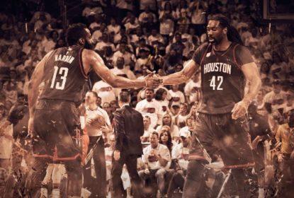 Nenê desequilibra partida, bate recorde e leva Rockets a 3ª vitória sobre o Thunder - The Playoffs