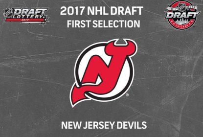New Jersey Devils vence sorteio da Loteria do Draft 2017 da NHL - The Playoffs