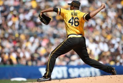 Ivan Nova aplica 'lei do ex' e Pirates batem Yankees - The Playoffs
