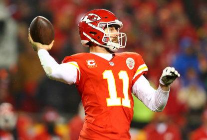 Alex Smith diz que pode estar em última temporada pelos Chiefs - The Playoffs