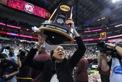 Com show de Wilson, South Carolina conquista primeiro título no Feminino - The Playoffs