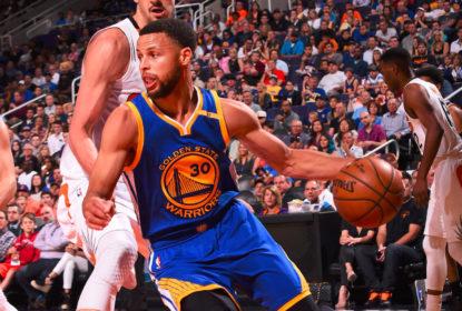 Golden State Warriors vence e conquista melhor campanha da NBA pelo terceiro ano consecutivo - The Playoffs