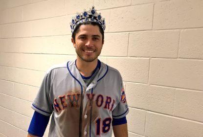 Em 16 entradas, New York Mets bate Miami Marlins com home run de Travis d'Arnaud - The Playoffs